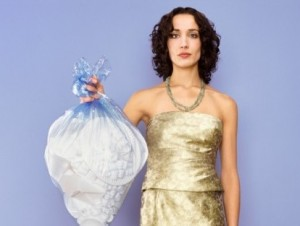 glamorous-woman-garbage