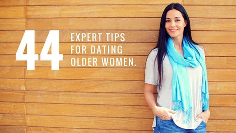 Dating tips for older women